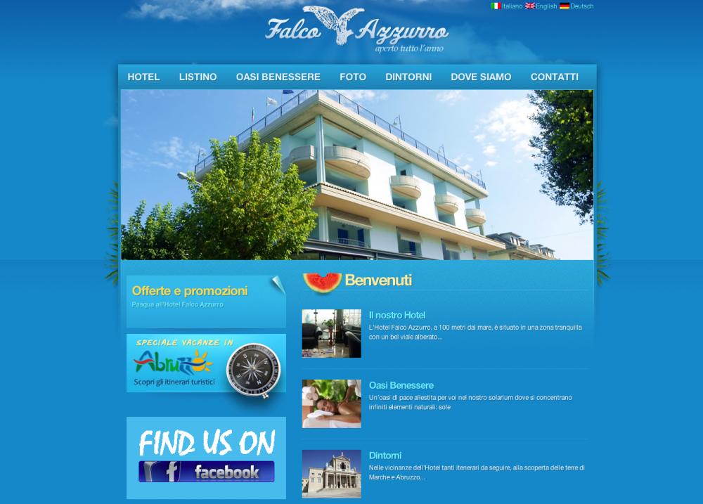 Hotel Falco Azzurro